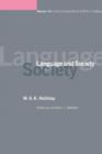 Language and Society : Volume 10 - eBook