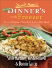 Don't Panic--More Dinner's in the Freezer : A Second Helping of Tasty Meals You Can Make Ahead - eBook