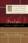 Psalms : Volume 1 (Baker Commentary on the Old Testament Wisdom and Psalms) : Psalms 1-41 - eBook