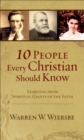 10 People Every Christian Should Know (Ebook Shorts) - eBook