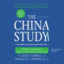 The China Study, Revised and Expanded Edition - eAudiobook