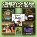 Comedy-O-Rama Variety Pack Thrice - eAudiobook