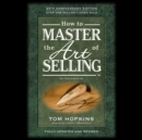How to Master the Art of Selling - eAudiobook