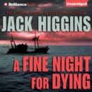 A Fine Night For Dying - eAudiobook