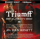 Triumff: Her Majesty's Hero - eAudiobook