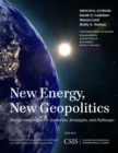 New Energy, New Geopolitics : Background Report 3: Scenarios, Strategies, and Pathways - eBook