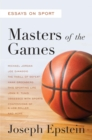 Masters of the Games : Essays and Stories on Sport - eBook