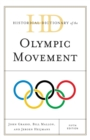 Historical Dictionary of the Olympic Movement - eBook
