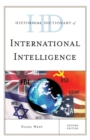 Historical Dictionary of International Intelligence - eBook