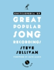 Encyclopedia of Great Popular Song Recordings - eBook