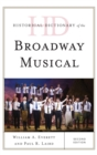 Historical Dictionary of the Broadway Musical - eBook