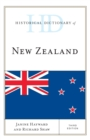 Historical Dictionary of New Zealand - eBook