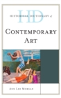 Historical Dictionary of Contemporary Art - eBook