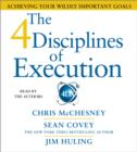 The 4 Disciplines of Execution : Achieving Your Wildly Important Goals - Book