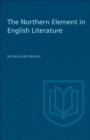 The Northern Element in English Literature - eBook