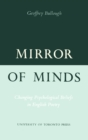 Mirror of Minds : Psychological Beliefs in English Poetry - eBook