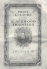 Print Culture and the Blackwood Tradition - eBook
