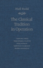 Classical Tradition in Operation - eBook