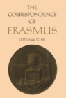The Correspondence of Erasmus : Letters 446-593 (1516-17) - eBook