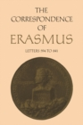 The Correspondence of Erasmus : Letters 594-841 (1517-1518) - eBook