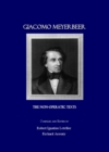 Giacomo Meyerbeer : The Non-Operatic Texts - eBook