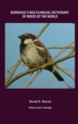 Burridge's Multilingual Dictionary of Birds of the World : Volume II - English - eBook