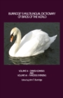 Burridge's Multilingual Dictionary of Birds of the World : Volume VI - Danish (Dansk) and Volume VII - Faroese (Ferosk) - eBook