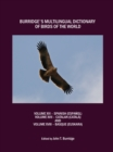 Burridge's Multilingual Dictionary of Birds of the World : Volume XVI Spanish (Espanol), Volume XVII Catalan (Catala), Volume XVIII Basque (Euskara) - eBook