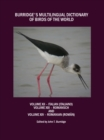 Burridge's Multilingual Dictionary of Birds of the World : Volume XII - Italian (Italiano), Volume XIII - Romansch, and Volume XIV - Romanian (Roman) - eBook