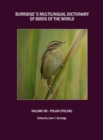 Burridge's Multilingual Dictionary of Birds of the World : Volume XXI - Polish (Polski) - eBook