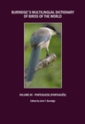 Burridge's Multilingual Dictionary of Birds of the World : Volume XV - Portuguese (Portugues) - eBook