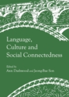 None Language, Culture and Social Connectedness - eBook