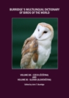 Burridge's Multilingual Dictionary of Birds of the World : Volume XIX Czech (Cestina) and Volume XX Slovak (Slovenstina) - eBook