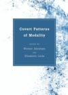 Covert Patterns of Modality - Book