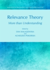 Relevance Theory : More than Understanding - eBook