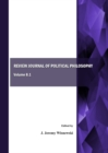 None Review Journal of Political Philosophy, Volume 8.1 - eBook