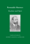 None Romualdo Marenco : Excelsior and Sport - eBook