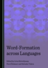 None Word-Formation across Languages - eBook