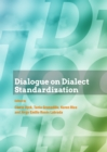 None Dialogue on Dialect Standardization - eBook