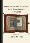 None Reflections on Medieval and Renaissance Thought - eBook