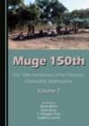 None Muge 150th : The 150th Anniversary of the Discovery of Mesolithic Shellmiddens-Volume 2 - eBook