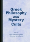 None Greek Philosophy and Mystery Cults - eBook
