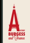 None Anthony Burgess and France - eBook
