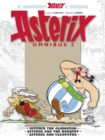 Asterix: Asterix Omnibus 2 : Asterix The Gladiator, Asterix and The Banquet, Asterix and Cleopatra - Book