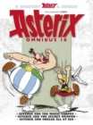 Asterix: Asterix Omnibus 10 : Asterix and The Magic Carpet, Asterix and The Secret Weapon, Asterix and Obelix All At Sea - Book