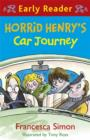 Horrid Henry's Car Journey : Book 11 - eBook