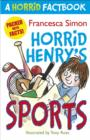 Horrid Henry's Sports : A Horrid Factbook - eBook