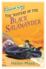 Adventure Island: The Mystery of the Black Salamander : Book 12 - Book