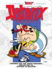 Asterix: Asterix Omnibus 8 : Asterix and The Great Crossing, Obelix and Co., Asterix in Belgium - Book