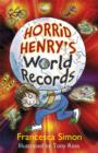 Horrid Henry's World Records - eBook